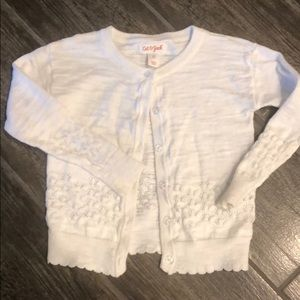 Little girls cardigan